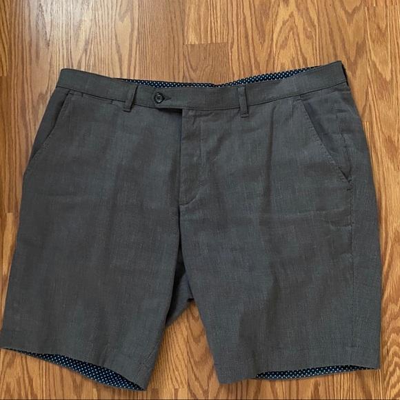Ted Baker Men's Cotton Fashion Short Brown